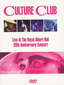 DVD - World music Culture Club - Culture Club - Live at The Royal Albert Hall - 20th anniversary concert - DVD su Mediaworld.it