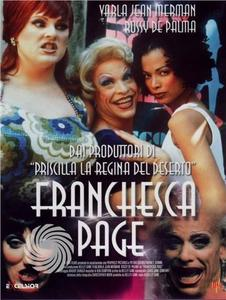 Franchesca Page - DVD - thumb - MediaWorld.it