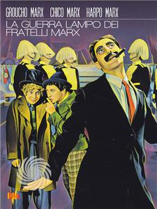 LA GUERRA LAMPO DEI FRATELLI MARX - DVD - thumb - MediaWorld.it