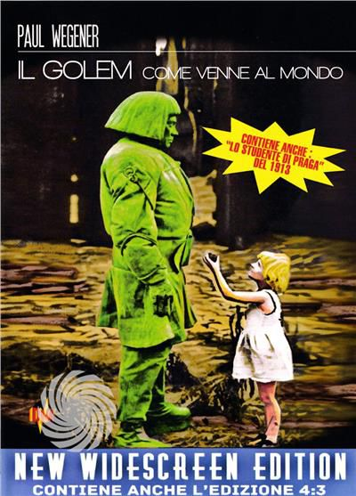 IL GOLEM - COME VENNE AL MONDO - DVD - thumb - MediaWorld.it