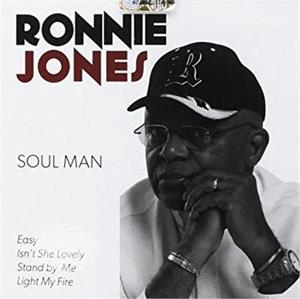 VARIOUS ARTISTS - RONNIE JONES - CD - thumb - MediaWorld.it