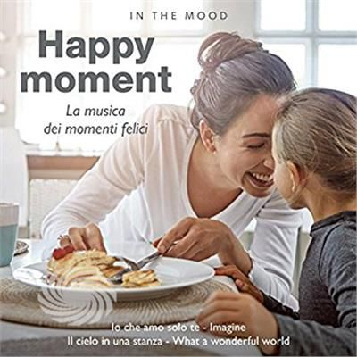 VARIOUS ARTISTS - IN THE MOOD: HAPPY MOMENTS - CD - thumb - MediaWorld.it