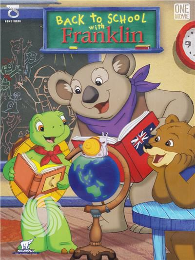Back to school with Franklin - DVD - thumb - MediaWorld.it