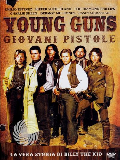YOUNG GUNS - GIOVANI PISTOLE - DVD - thumb - MediaWorld.it