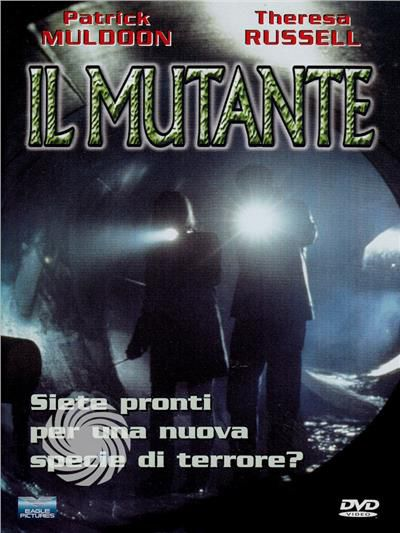 IL MUTANTE - DVD - thumb - MediaWorld.it