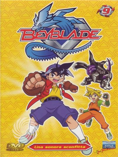 Beyblade - Una sonora sconfitta - DVD - thumb - MediaWorld.it