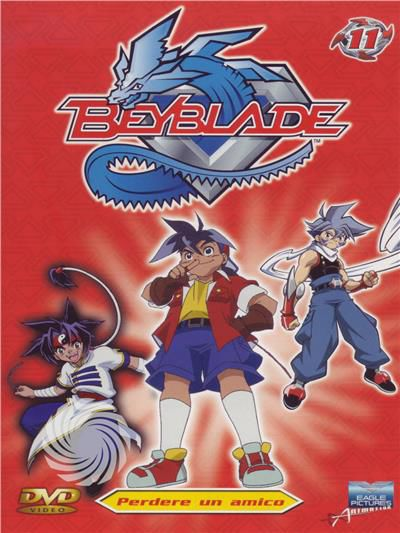 Beyblade - Perdere un amico - DVD - thumb - MediaWorld.it