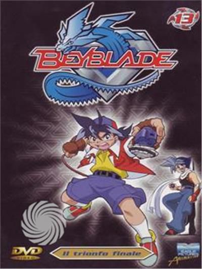 Beyblade - Il trionfo finale - DVD - thumb - MediaWorld.it