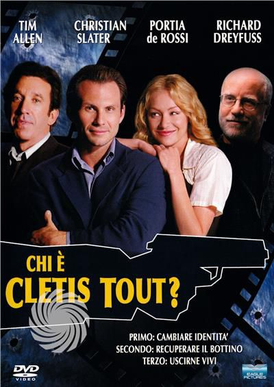 CHI E' CLETIS TOUT? - DVD - thumb - MediaWorld.it