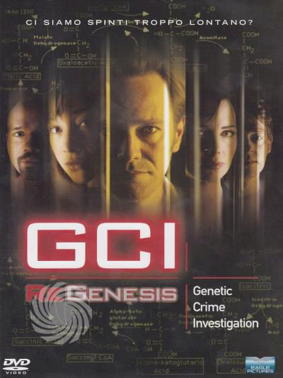 GCI - Regenesis - DVD - Stagione 1 - thumb - MediaWorld.it