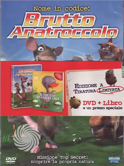 Nome in codice: Brutto Anatroccolo - DVD - thumb - MediaWorld.it
