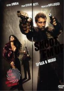 Shoot'em up - Spara o muori - DVD - thumb - MediaWorld.it
