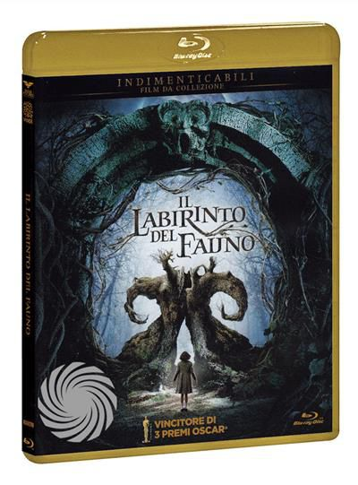 IL LABIRINTO DEL FAUNO - Blu-Ray - thumb - MediaWorld.it
