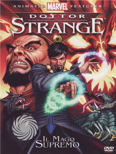 Dottor Strange - Il mago supremo - DVD - thumb - MediaWorld.it