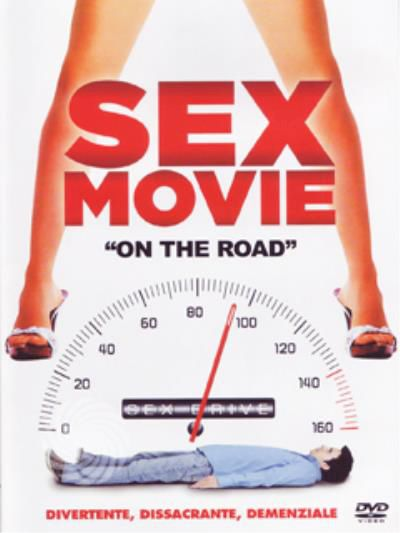 Sex movie - On the road - DVD - thumb - MediaWorld.it