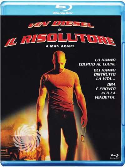 Il risolutore - A man apart - Blu-Ray - thumb - MediaWorld.it