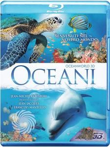 Oceani - Blu-Ray  3D - MediaWorld.it