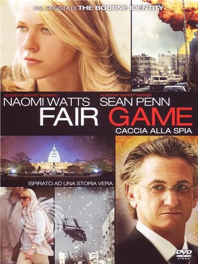 Fair game - Caccia alla spia - DVD - thumb - MediaWorld.it