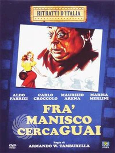 Fra' Manisco cerca guai - DVD - thumb - MediaWorld.it