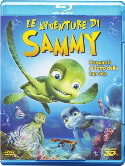 Le avventure di Sammy - Blu-Ray  3D - thumb - MediaWorld.it