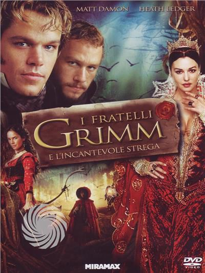 I fratelli Grimm e l'incantevole strega - DVD - thumb - MediaWorld.it
