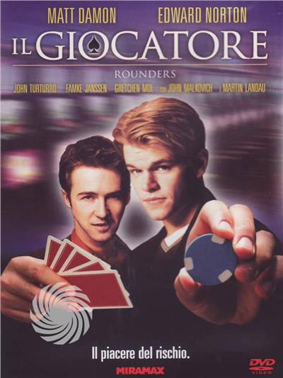 Il giocatore - Rounders - DVD - thumb - MediaWorld.it