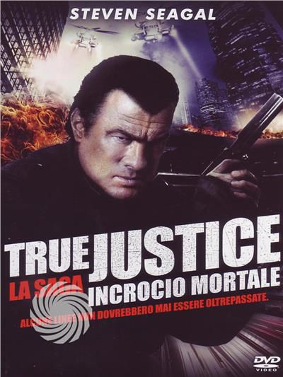 True justice - Incrocio mortale - DVD - thumb - MediaWorld.it