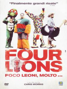 Four lions - DVD - thumb - MediaWorld.it