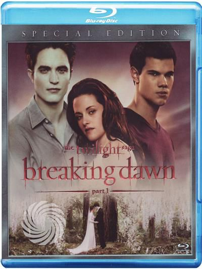 Breaking dawn - The Twilight saga - Part 1 - Blu-Ray - thumb - MediaWorld.it
