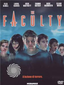 The faculty - DVD - thumb - MediaWorld.it
