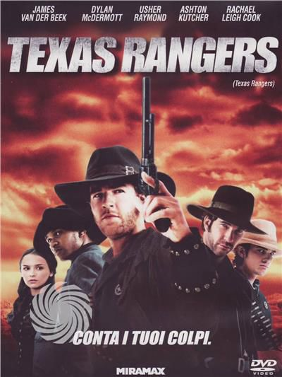Texas rangers - DVD - thumb - MediaWorld.it