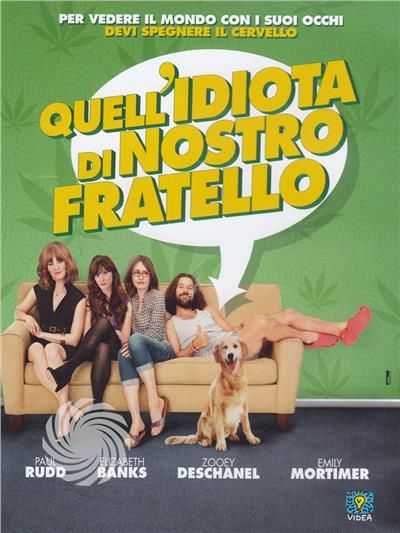 Quell'idiota di nostro fratello - DVD - thumb - MediaWorld.it