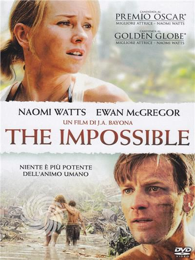 The impossible - DVD - thumb - MediaWorld.it