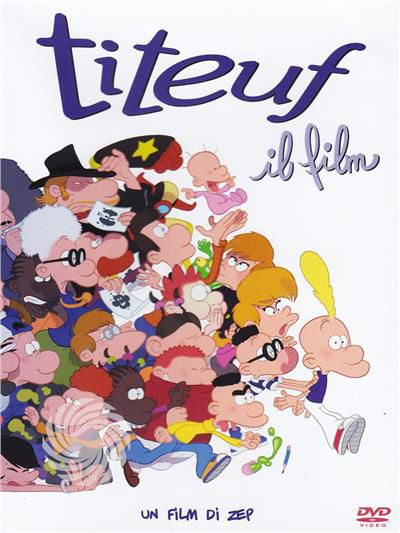 Titeuf - Il film - DVD - thumb - MediaWorld.it