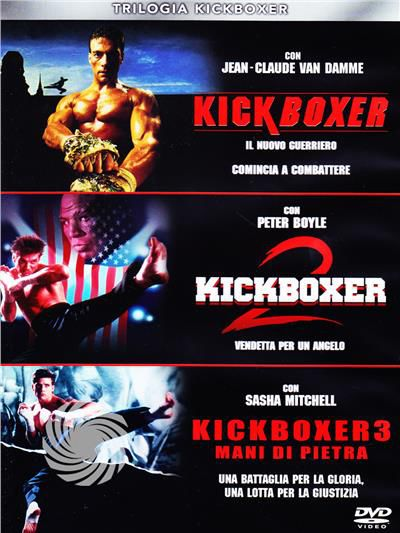 Trilogia Kickboxer - DVD - thumb - MediaWorld.it
