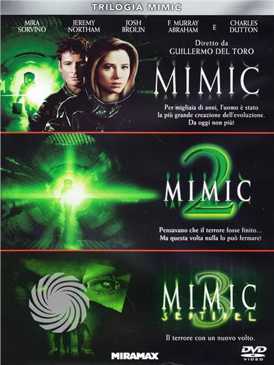 Trilogia Mimic - DVD - thumb - MediaWorld.it