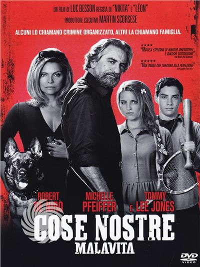 Cose nostre - Malavita - DVD - thumb - MediaWorld.it