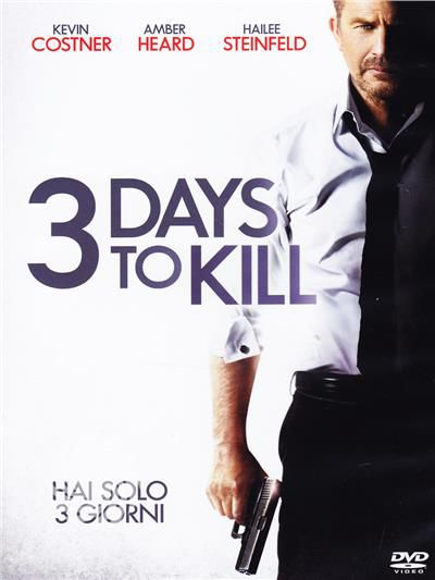 3 days to kill - DVD - thumb - MediaWorld.it