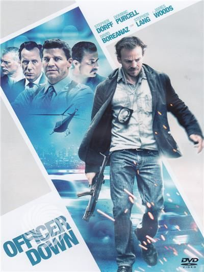 Officer down - DVD - thumb - MediaWorld.it