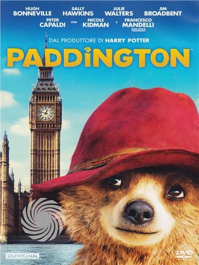 Paddington - DVD - thumb - MediaWorld.it