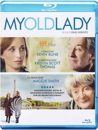 My old lady - Blu-Ray - thumb - MediaWorld.it