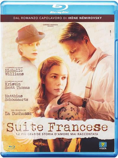 Suite francese - Blu-Ray - thumb - MediaWorld.it