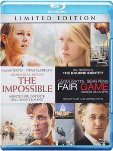 The impossible + Fair game - Blu-Ray - thumb - MediaWorld.it