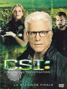 CSI - Crime Scene Investigation - DVD - Stagione 15 - MediaWorld.it