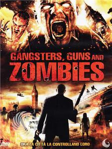 Gangsters, guns and zombies - DVD - thumb - MediaWorld.it