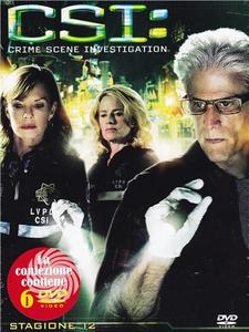 CSI - Crime Scene Investigation - DVD - Stagione 12 - MediaWorld.it