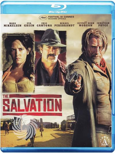 The salvation - DVD - thumb - MediaWorld.it