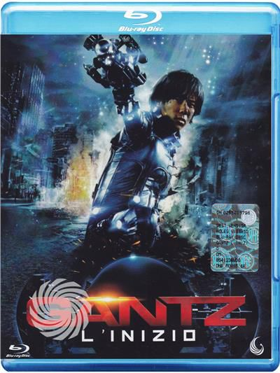 Gantz - L'inizio - Blu-Ray - thumb - MediaWorld.it