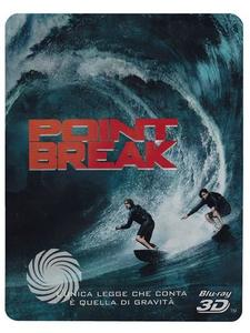 Point break - Blu-Ray  3D Steelbook - thumb - MediaWorld.it