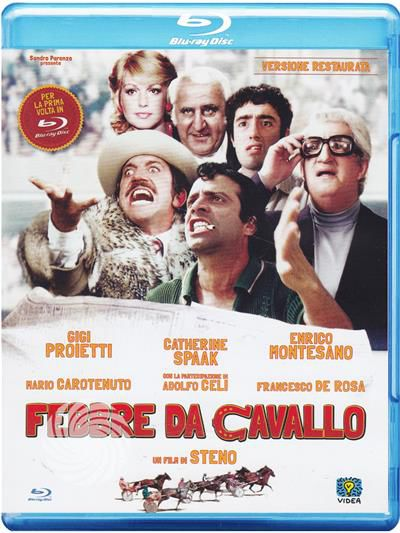 Febbre da cavallo - Blu-Ray - thumb - MediaWorld.it